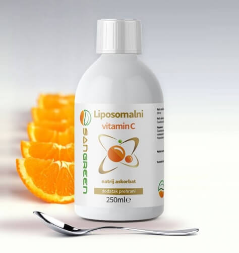 Sangreen Liposomalni Vitamin C