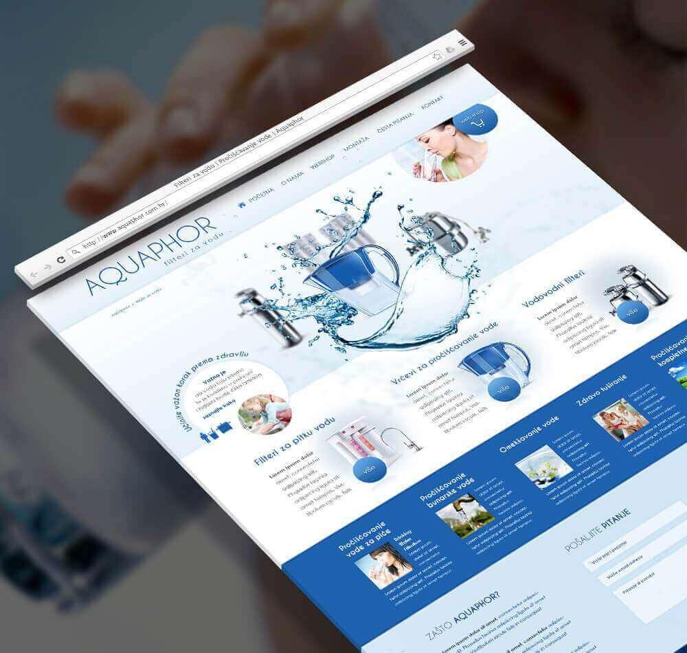 Aquaphor Webshop