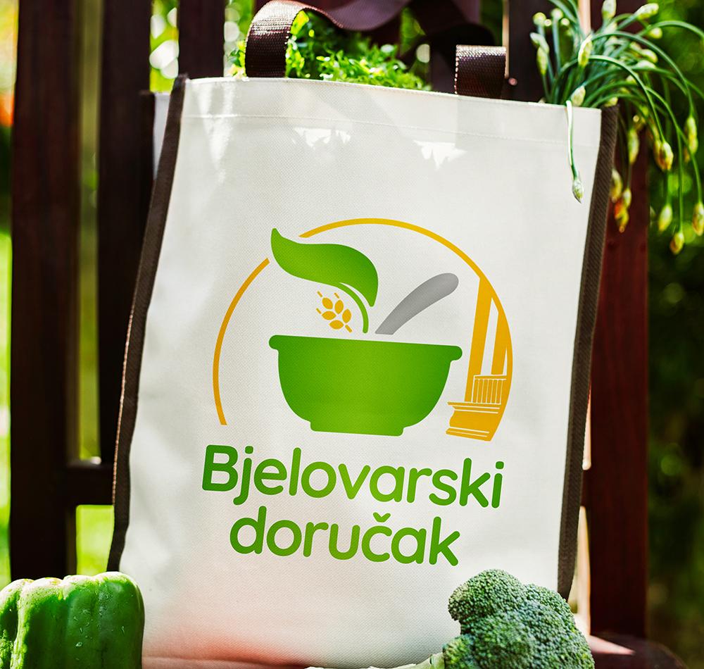 Bjelovarski doručak Web Dizajn