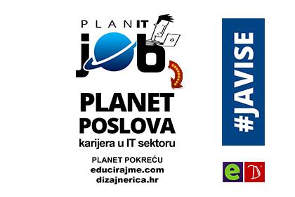 PlanITJob: Novi planet boljih poslova i prilika!