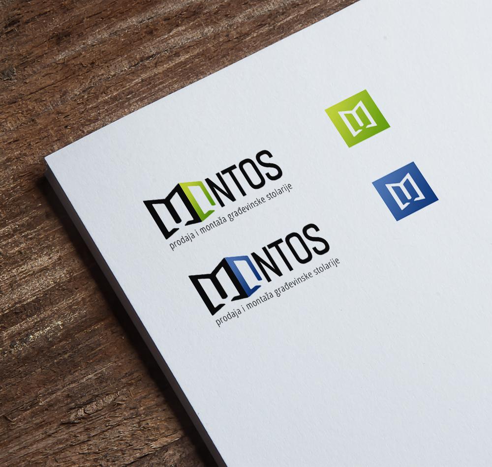 Montos Logotip Web Dizajn