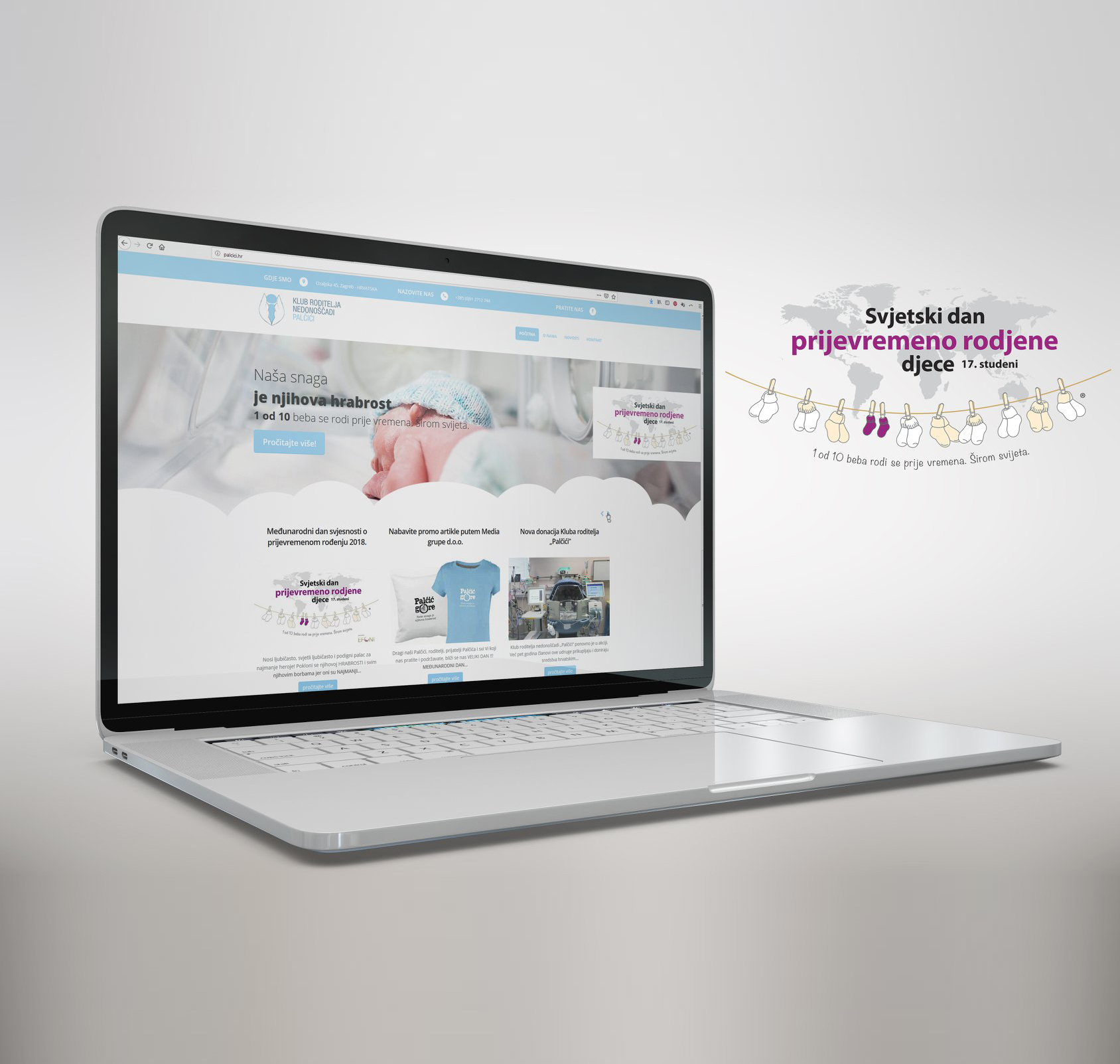 Palčići Web Dizajn
