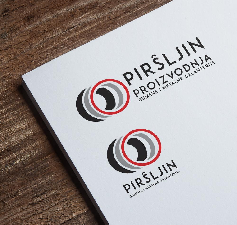 Piršljin Logo