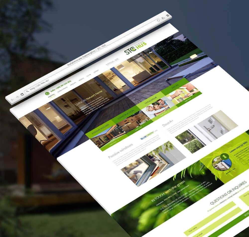 STC Hus Website