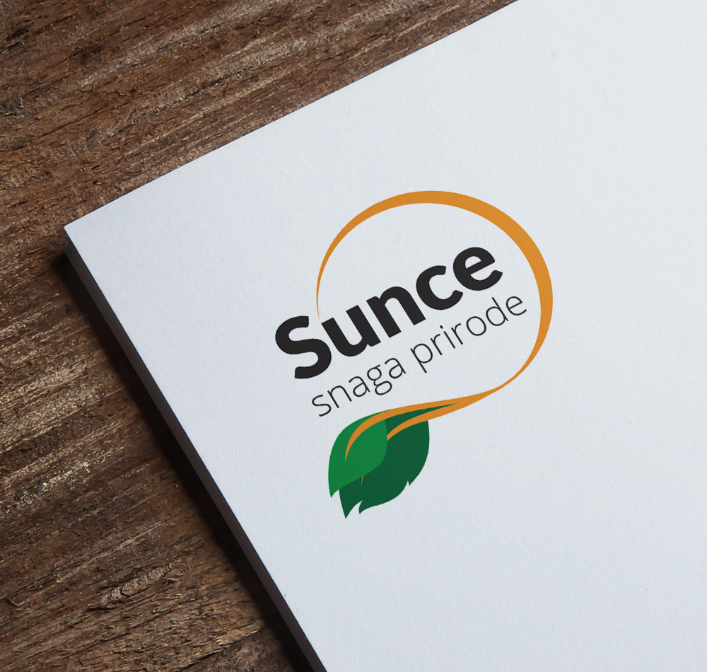 Sunce snaga prirode Logo
