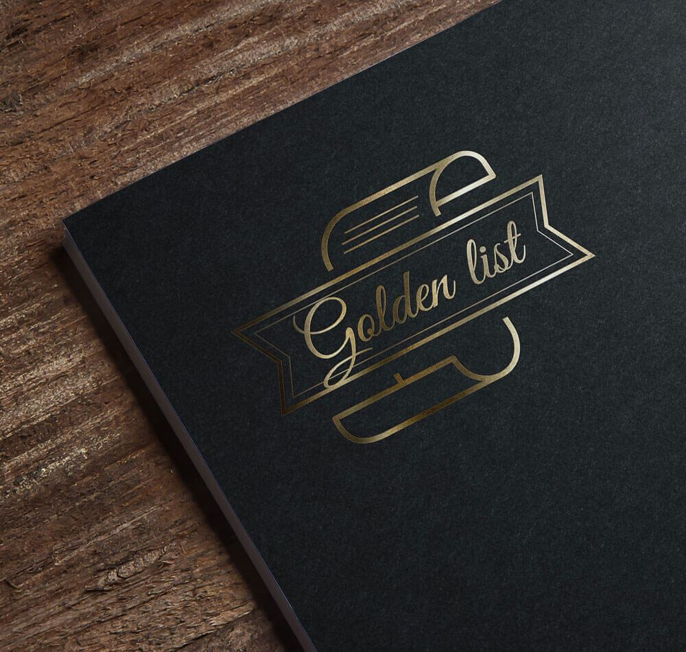 Zlatna lista Logo